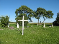 Unnamed Cemetery, Burgis - Click on Image to enlarge
